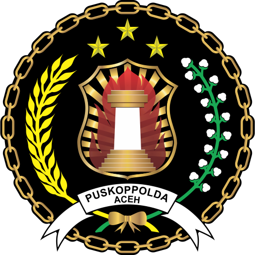 LOGO PUSKOPPOLDA ACEH